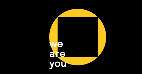we are you logo